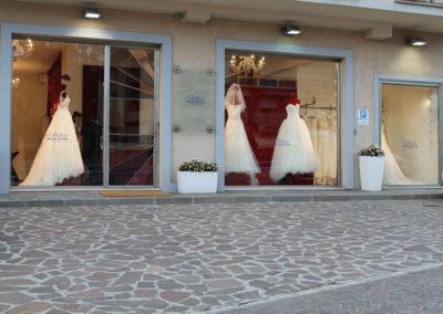 Atelier della Sposa San Marino foto vetrina 2