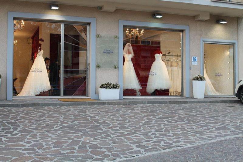 parcheggio privato atelier della sposa
