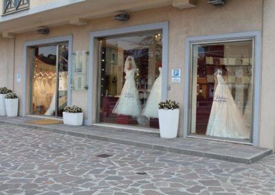 Atelier della Sposa San Marino foto vetrina 1