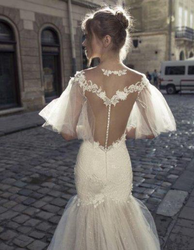 abito da sposa modello Miranda di Riki Dalal