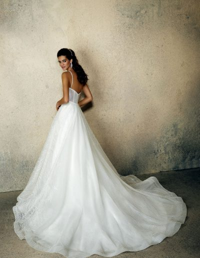 Abito da sposa modello 2095 di Morilee Madeline Gardner