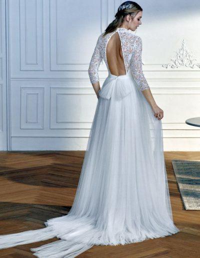 Abito da sposa modello Boudon di Sant Patrick