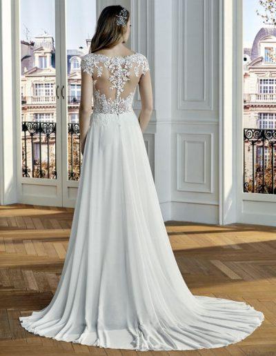 abito da sposa modello Condamine di Sant Patrick