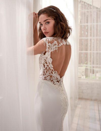 Abito da sposa modello 20191 Jolie di Nicole