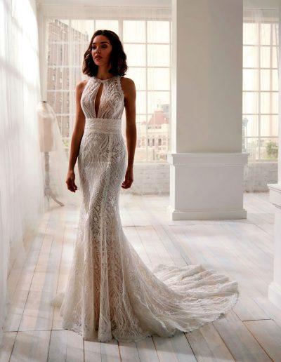 Abito da sposa modello 20261 Jolie di Nicole