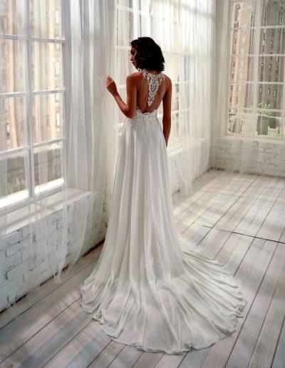 Abito da sposa modello 20721 Jolie di Nicole