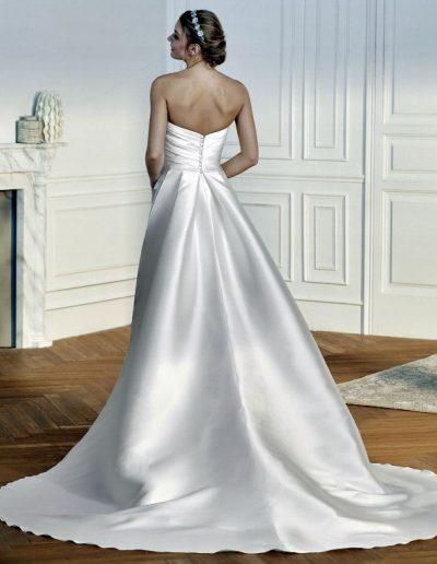 abito da sposa modello Pissarro di Sant Patrick
