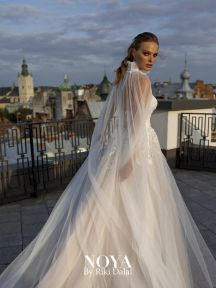 Abito da sposa modello Emma di Riki Dalal
