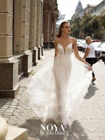 Abito da sposa modello Nina di Riki Dalal