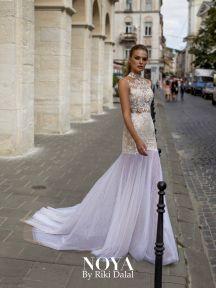 abito da sposa modello Layla di Riki Dalal