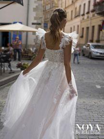 Abito da sposa modello Liv di  Riki Dalal