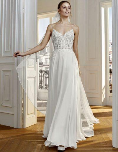 abito da sposa modello Verzy di Sant Patrick