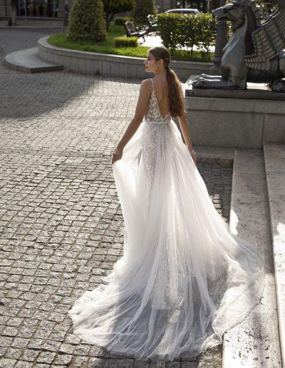 Abito da sposa modello Caroline di Riki Dalal