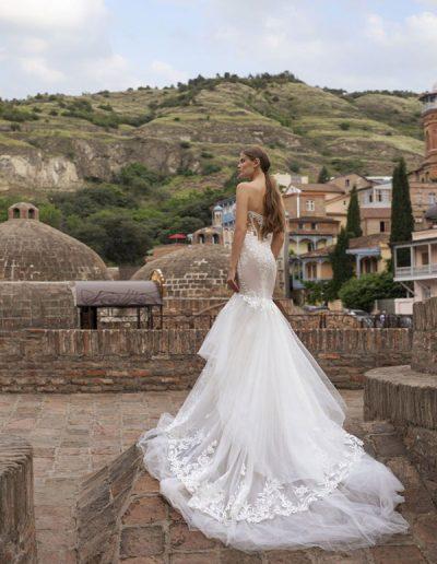 Abito da sposa modello Davina di Riki Dalal