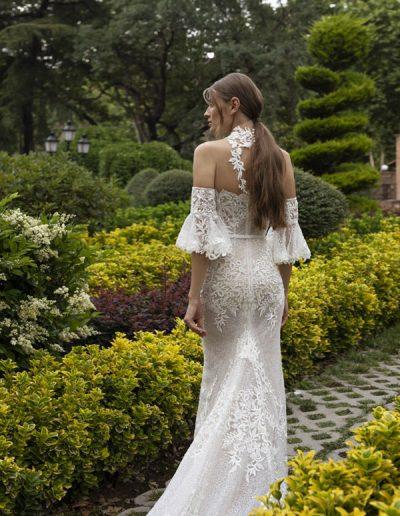 Abito da sposa modello Estelle di Riki Dalal