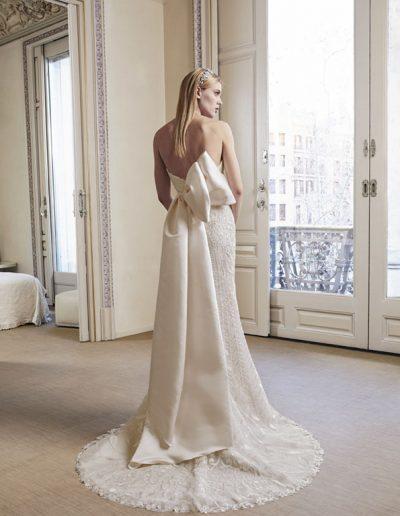 Abito da sposa modello Heda di Sant Patrick Studio
