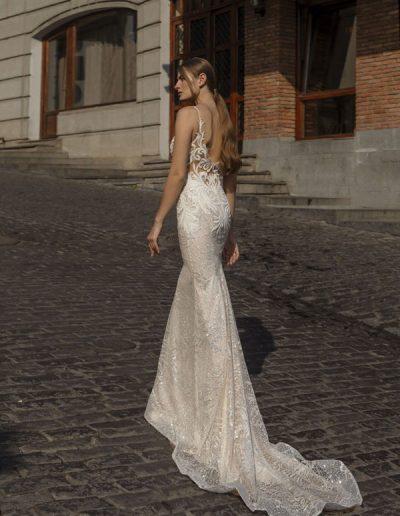 Abito da sposa modello Victoria di Riki Dalal