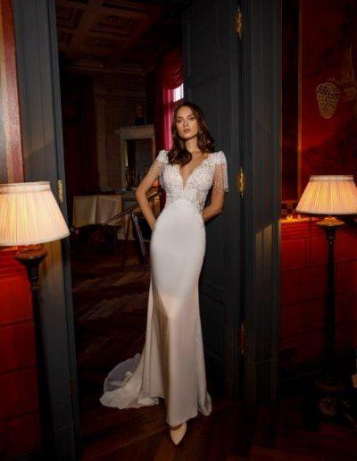 Abito da sposa modello Cloe di Michela Ferriero
