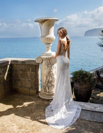 Abito da sposa 2020 modello Eva di Michela Ferriero