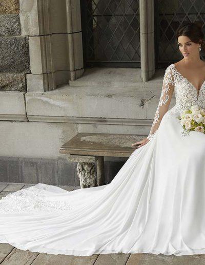 Abito da sposa 5816-0094
