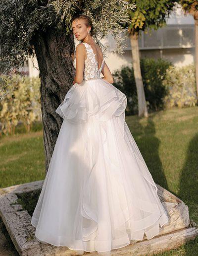 Abito da sposa Paloma3